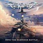 CRYONIC TEMPLE - Into Glorious Battle - CD - **Excellent Condition**