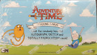 ADVENTURE TIME TRADING CARDS FACTORY SEALED BOX