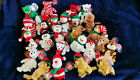 TY Jingle Beanies Babies Lot Of 32 MWMT Tag Protected Free Shipping