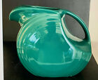 64 Oz Disc Pitcher Fiesta Juniper by Homer Laughlin discontinued color new other