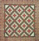 TRIBUTE TO YORK COUNTY Foundation Piecing Quilt Pattern From a Magazine