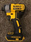Refurbished DEWALT DCF887 20V Max XR Li Ion Brushless 3 Speed 1 4 Impact Drill