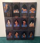 Vintage Lot Roman Fontanini Nativity Christian Collectible Figurines w Boxes