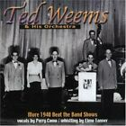 TED & HIS ORCHESTRA WEEMS - More 1940 Beat Band Shows - CD - Live - *SEALED/NEW*