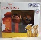 NEW 2019 Disney The Lion King Pumbaa Timon PEZ Dispensers with Candy
