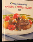 Weight Watchers Annual Recipes for Success 2012 by Catherine Cassidy