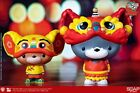 NEW Soap Studio Tom and Jerry Chibi Vinyl Figure Chinese Lion Dance Ver.