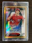 2012 Topps Chrome Baseball Autograph Rookie Variations Visual Guide 39