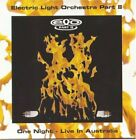 ELECTRIC LIGHT ORCHESTRA PART II - One Night - Live In Australia - CD - VG