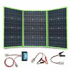Portable Flexible Solar Panels High Efficiency Solid Outdoor Charger Controllers