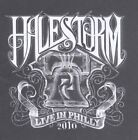 HALESTORM - Live In Philly 2010 (/) - 2 CD