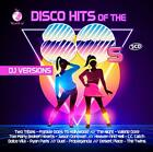DISCO HITS OF 80S - DJ VERSIONS - V/A - 2 CD - **BRAND NEW/STILL SEALED**