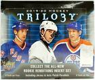 2019 20 UPPER DECK TRILOGY HOCKEY HOBBY BOX