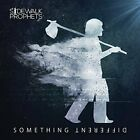 Something Different By Sidewalk Prophets - CD - **BRAND NEW/STILL SEALED**