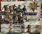 2020 Upper Deck Avengers End Game Trading Cards Factory Sealed Hobby Box(1 box)
