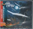 AIR RAID NIGHT OF THE AXE CD NEW! RARE AND OUT OF PRINT! PAYPAL!