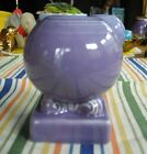 Fiesta RETIRED LILAC Bulb Candlestick Holder ~ RARE ~