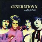 GENERATION X - Anthology - 3 CD - **BRAND NEW/STILL SEALED** - RARE