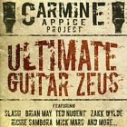 CARMINE PROJECT APPICE - Ultimate Guitar Zeus - CD - Import - *NEW/STILL SEALED*