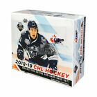 Upper Deck 2018-19 CHL Hockey Hobby Box