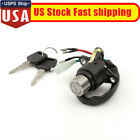 Ignition Switch Lock w/2 Keys For Honda CMX250 Rebel 250 450 CA125 Magna 250 US