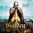 GOLDEN RESURRECTION - Man With A Mission - CD - Import - BRAND NEW/STILL SEALED
