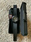 Luminox Men's Watch Sentry 0200 Series Black Silicone Rubber Strap 0201.SL