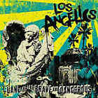 LOS ANGELICS  LAND OF THE BRAVE AND DANGEROUS CD-*DISC ONLY*WITH TRACKING