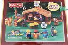 Little People A Christmas Story Baby Jesus with Sound Light Up Nativity Play Set
