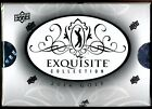 2014 Upper Deck EXQUISITE COLLECTION GOLF Factory Sealed Hobby Box