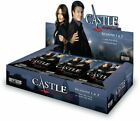 CASTLE SEASONS SEASON 1 & 2 Factory Sealed Trading Card Box