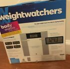 WEIGHT WATCHERS SCALE BODY ANALYSIS SCALE