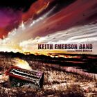 KEITH EMERSON - Keith Emerson Band Featuring Marc Bonilla - CD - **Mint**