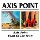 AXIS POINT - Boast Of Town - CD - Import Original Recording Remastered