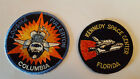 NASA Shuttle Columbia 4 Mission Crew Space  Kennedy Space Center Patches
