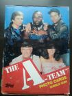 1983 Topps The A-Team Box Unopened Wax Box 36 Packs