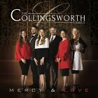 The Collingsworth Family  Mercy  Love CD 2018 StowTown Records  NEW