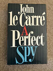 SIGNED JOHN LE CARRE A Perfect Spy 1 1 HBK George Smiley Author