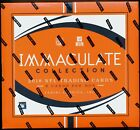 2018 Panini IMMACULATE COLLECTION Football Factory Sealed HOBBY Box