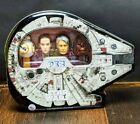 STAR WARS PEZ 2017 Collectible Gift Tin Millennium Falcon NEW Four Pack Han Solo