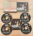 Abba - The Ultimate Collection 4 CD BOXSET / READER DIGEST - FAT CASE + BOOKLET