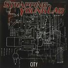 STRAPPING YOUNG LAD - City (reissue) - CD - Enhanced Original Recording VG