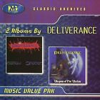 DELIVERANCE - Deliverance / Weapons Of Our Warfare - CD - *NEW/STILL SEALED*