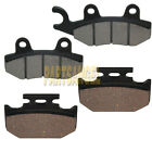 Front Rear Brake Pads For Suzuki RM250 Rm 250 RM125 RM 125 1989-1995