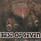 BEST OF SEVEN - Everything Is New Again - CD - **Mint Condition**