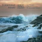 VIERNE & CHAUSSON - Turbulent Heart - CD - Import Super Audio - Dsd - SEALED/NEW