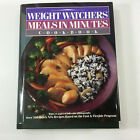 Meals in Minutes Cookbook by Weight Watchers International Staff 1990 Vintage