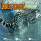 ARCH RIVAL - Third Degree Burns - CD - **Excellent Condition**
