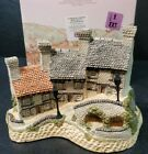 David Winter Cottages The Midlands Collection Miners Row 1987 VTG IOB John Hine