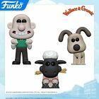 Funko Pop Wallace and Gromit Figures 3
